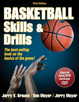 Basketball Skills & Drills By Krause, Jerry/ Meyer, Don/ Meyer, Jerry